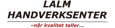 Logo, Lalm Handverksenter AS